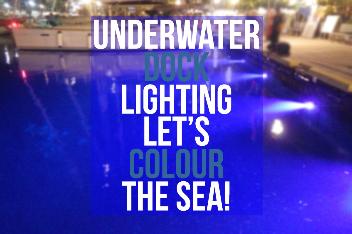 underwaterlights.gr | Υποβρύχιος Φωτισμός,oceanled-bluefinled, Reel Combo