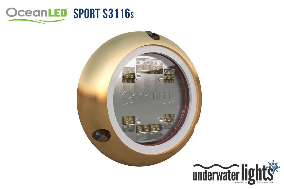 OceanLED S3116s Sport Underwater Light Ultra White